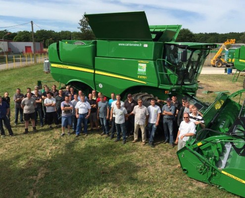 Coopérative Agricole Lorraine - Actualités